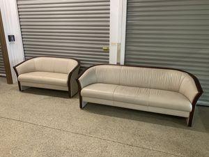"Vintage Ekornes ""Bell"" Sofa & Loveseat for Sale in Issaquah, WA"