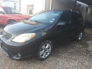 Toyota matrix 2006 XR for Sale in Houston, TX