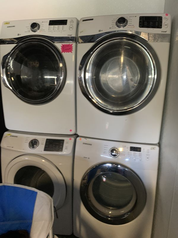 Electric frontload dryers