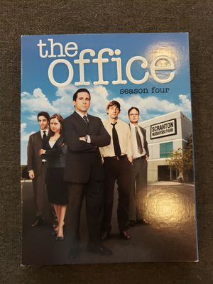 The Office DVD Season 4, OBO for Sale in Everett, WA
