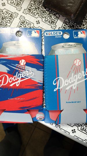 2 dodger can coolers for Sale in Lynwood, CA