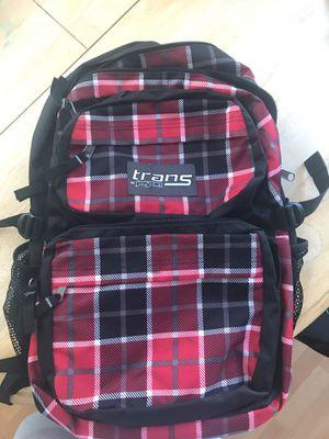 Jansport plaid backpack for Sale in Las Vegas, NV