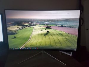 "AOC 32"" Curved Monitor for Sale in Portland, OR"