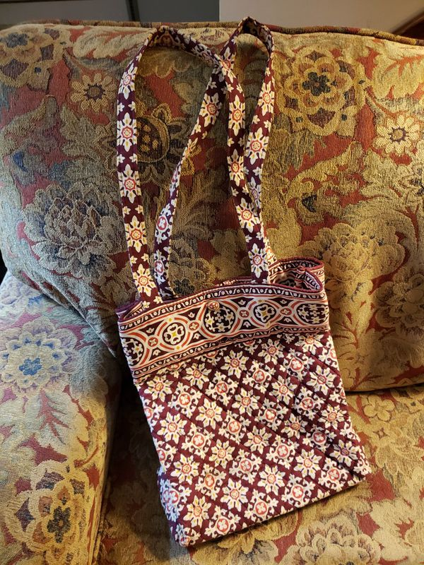 Like New Large Vera Bradley Tote Bag for Sale in Knoxville 7b97e9455fd2d