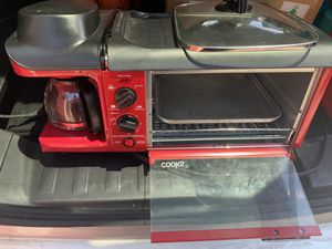 Oven, Coffee maker, and Skillet for Sale in Arlington, VA