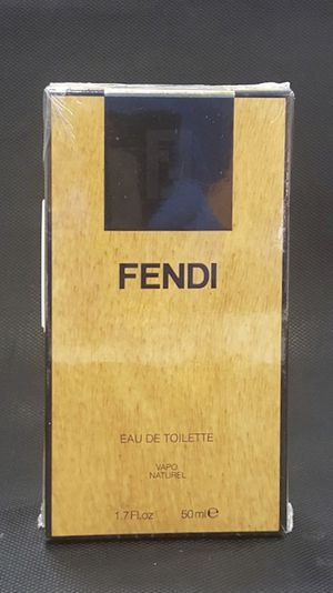 Fendi new bottle with box 1.7 oz sealed for Sale in Miramar, FL
