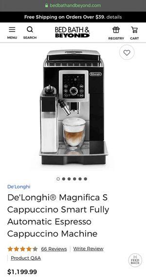 Coffee maker, De'Longhi Magnifica Cappuccino Machine for Sale in Los Angeles, CA