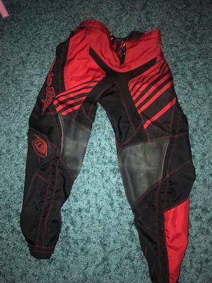 Size 32 motocross dirtbike pants for Sale in Fontana, CA