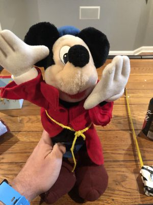 Sorcerer Mickey Mouse 12 inch for Sale in Lakewood, CO