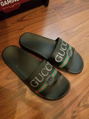 Faux Gucci Slides for Sale in Houston, TX