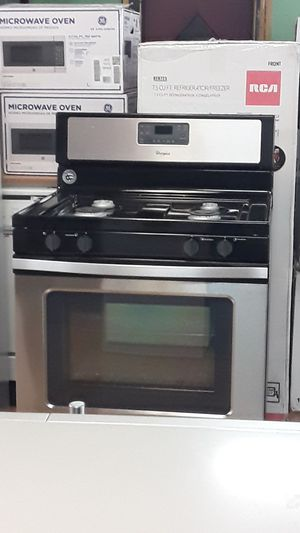 Whirlpool Gas Stove Width 30×25 Length 3FT for Sale in Lansdowne, PA