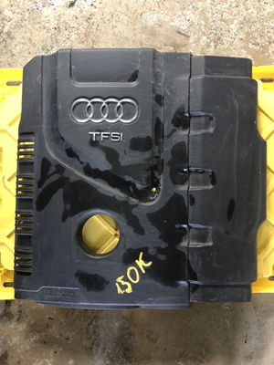 PARTS OUT AUDI A4 2012-2014 engine cover for Sale in Hialeah, FL