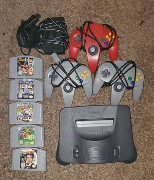 Nintendo 64 Bundle for Sale in Nashville, TN