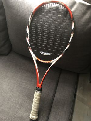 4 tennis racquets available. Rated 7 out of 10, new grips and priced separately for Sale in Alexandria, VA