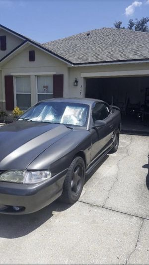 94 Ford Mustang GT 5.0 BEAST MODE for Sale in Haines City, FL