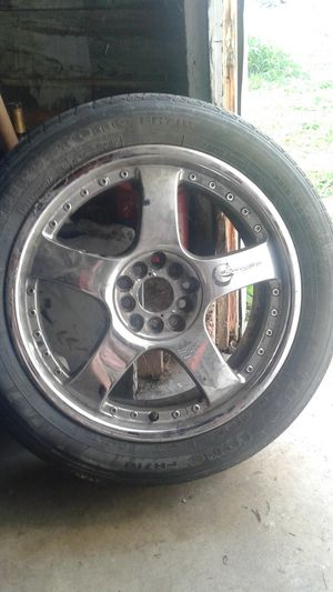 """I have 4 (17""""x7.5)215x55x17 for Sale in Saint James, MO"""