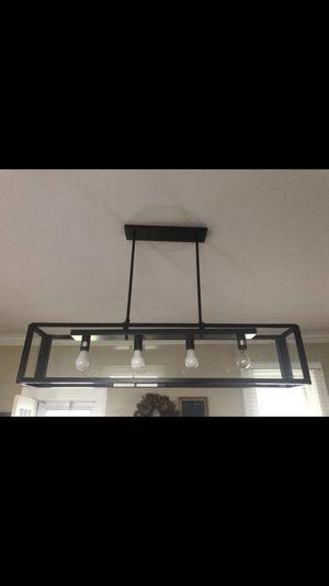 Light fixture for Sale in Mechanicsburg, OH