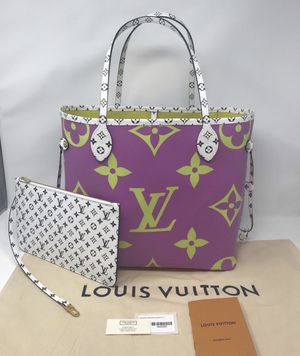 Neverfull mm limited edition large monogram for Sale in Boston, MA