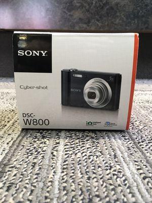 Camera (Sony Cyber-Shot DSC-W800) for Sale in Portland, OR