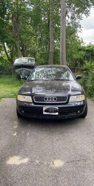 2000 Audi A4 2.8 Quattro 5spd for Sale in Springfield, MA