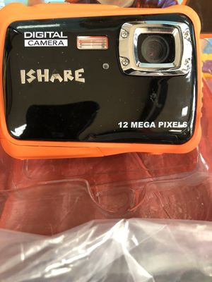 Ishare water proof digital camera for Sale in Nashville, TN