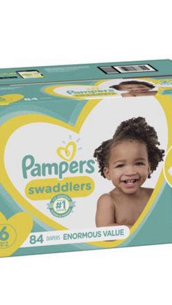 New Pampers Size 6 for Sale in Dallas,  TX