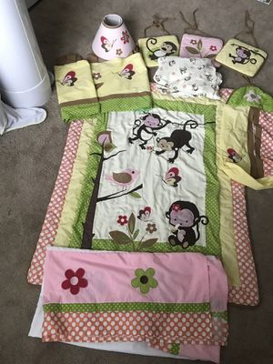 Baby girl Nursery set for Sale in Canonsburg, PA