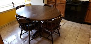 Kitchen Table and Chairs Set for Sale in Virginia Beach, VA