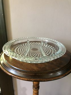 Vintage Fenton glass serving dish for Sale in Yonkers,  NY