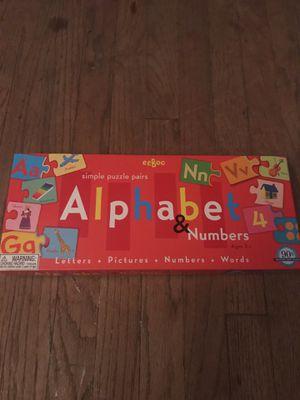 Alphabet & Number for Sale in Detroit, MI