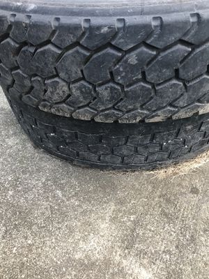 Trailer tires for Sale in Bolingbrook, IL