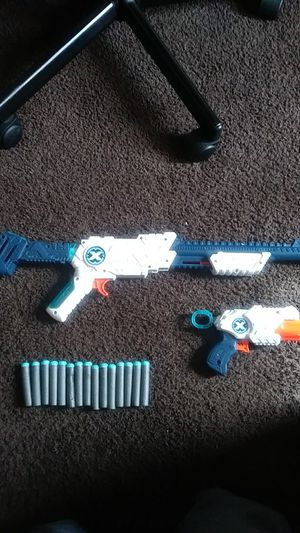 X shot nerf guns for Sale in Downey, CA