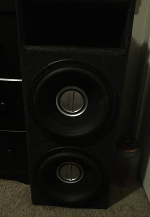 12 inch subwoofers for Sale in Wichita, KS