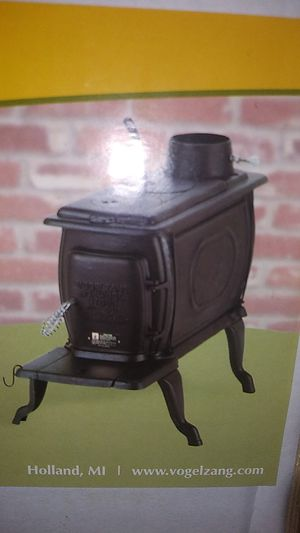 Cast Iron Boxwood Stove for Sale in Reading, PA