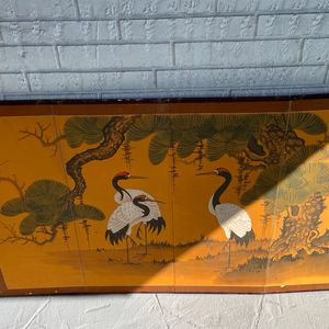 Vintage Chinese Art Painting for Sale in Miami, FL