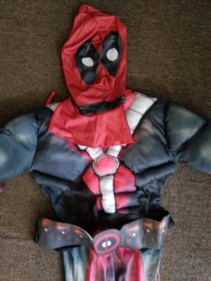 Deadpool kids costume for Sale in Los Angeles, CA