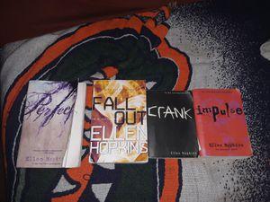 Ellen Hopkins books for Sale in Roanoke, VA