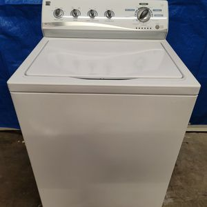 Kenmore washer good working conditions for $89 for Sale in Wheat Ridge, CO
