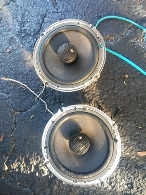 Powerbase Xtreme 2xl - 6705 Pro audio car speakers for Sale in Brandon, FL