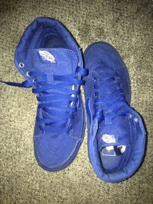 vans size 7.5 for Sale in Fort Smith, AR