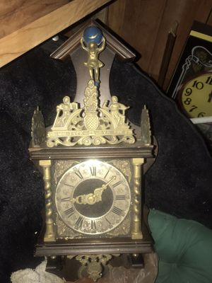 Antique clock for Sale in Carlsbad, CA