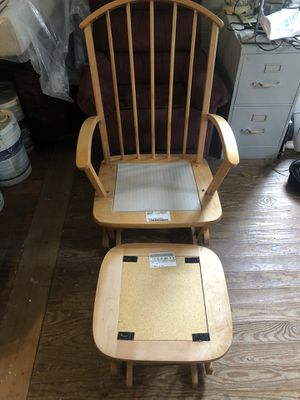 Rocking chair and front for Sale in Aldie, VA