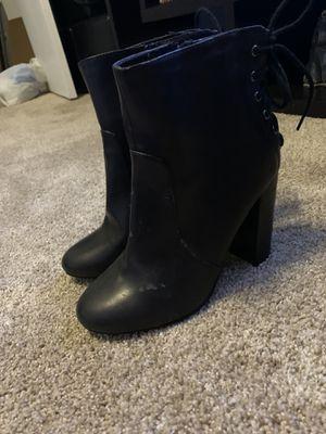 Black boots for Sale in Brighton, CO