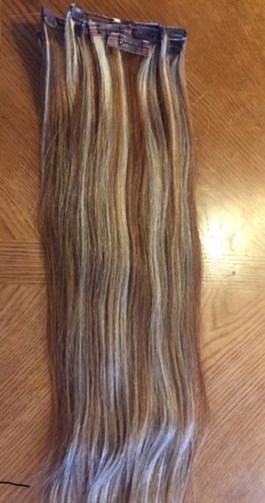 Clip ins hair extensions for Sale in South Pasadena, CA