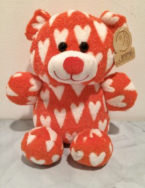 🐻 Plush Heart Bear ❤️ for Sale in Warren, MI