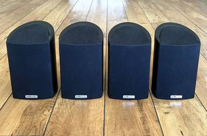 Set of 4 Polk Audio Speakers, RM101 for Sale in Renton, WA