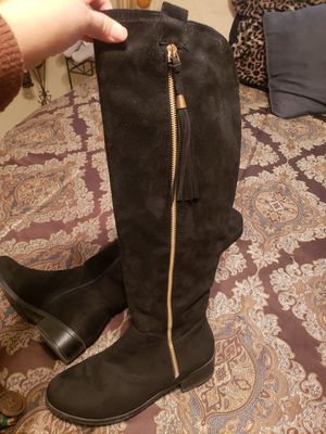 Black boots for Sale in Channelview, TX