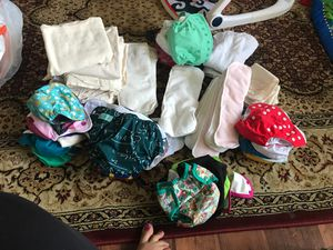 Cloth diapering supplies for Sale in San Diego, CA