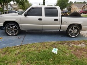 """24"""" rims & tires for Sale in Tampa, FL"""