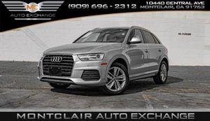 2016 Audi Q3 for Sale in Montclair, CA